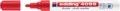 Edding Krijtmarker e-4095 rood