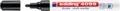 Edding Krijtmarker e-4095 zwart