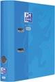 Oxford Touch ordner uit karton, voor ft A4, rug van 8 cm, blauw