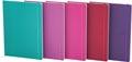 Oxford Signature Business Journal met flexibele kaft, ft B5, gelijnd, geassorteerde felle kleuren