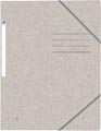 Oxford Top File+ elastomap, voor ft A4, beige
