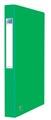 Elba Oxford Eurofolio ringmap, voor ft A4, 2 ringen, groen