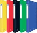 Elba elastobox Oxford Eurofolio rug van 2,5 cm, geassorteerde kleuren