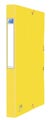 Elba elastobox Oxford Eurofolio rug van 2,5 cm, geel