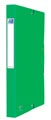 Elba elastobox Oxford Eurofolio rug van 2,5 cm, groen