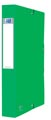 Elba elastobox Oxford Eurofolio rug van 4 cm, groen