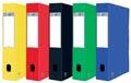 Elba elastobox Oxford Eurofolio rug van 6 cm, geassorteerde kleuren