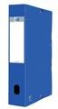 Elba elastobox Oxford Eurofolio rug van 6 cm, blauw