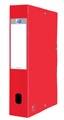 Elba elastobox Oxford Eurofolio rug van 6 cm, rood