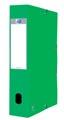 Elba elastobox Oxford Eurofolio rug van 6 cm, groen
