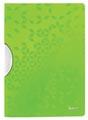 Leitz WOW klemmap Colorclip, ft A4, groen