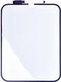 Desq Tableau blanc magnétique, ft 21,5 x 28 cm, violet