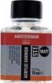 Amsterdam acrylvernis mat, flesje van 75 ml