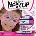 Carioca bâtons de maquillage Mask Up Princesse, boîte avec 3 bâtons