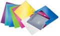 Leitz WOW elastobox ft A4, geassorteerde kleuren