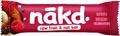 Nakd Berry Delight, barre de 35 g, paquet de 18 pièces