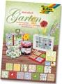 Folia Papier avec motif jardin