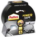 Pattex plakband Power Tape lengte: 25 m, zwart