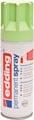 Edding Permanent Spray 5200, 200 ml, pastelgroen mat