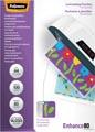 Fellowes lamineerhoes Enhance80 voorgeponst ft 228 x 303 mm, 160 micron (2 x 80 micron), pak van 100 stuk