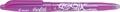 Pilot gelroller Frixion Ball paars