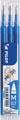 Pilot vulling voor Frixion Ball en Frixion ball clicker hemelsblauw, doosje met 3 stuks