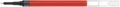 Pilot vulling voor Synergy Point Gel, rood