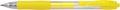Pilot roller intrekbare Gelpen G-2 neongeel