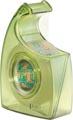Tesafilm eco & clear ecoLogo, ft 19 mm x 33 m, blister met 1 dispenser met 1 rolletje