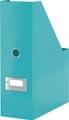 Leitz tijdschriftenhouder Wow Click & Store ijsblauw