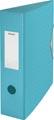 Esselte classeur à levier Colour'Ice A4, en polyfoam, dos de 7,5 cm, bleu