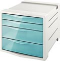 Esselte ladenblok Colour'Ice 4 laden, blauw