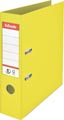 Esselte classeur à levier Colour'Ice No. 1 A4, en PP, dos de 7,5 cm, jaune