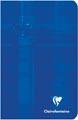 Clairefontaine Metric carnet de notes, ft 11 x 17 cm, 96 pages, quadrillé 5 mm