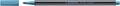 STABILO Pen 68 metallic viltstift, blauw