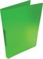 Alpha classeur à anneaux, pour ft A4, en PP, 2 anneaux de 16 mm, vert tranparent