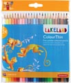 Lakeland crayon de couleur Colourthin, blister de 24 pièces en couleurs assorties