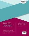 Multo intercalaires, ft A4, en PP, set A-Z