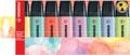 STABILO surligneur BOSS ORIGINAL, Pastel, étui de 8 pièces en couleurs assorties