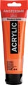 Talens peinture acrylique Amsterdam orange azo
