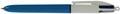 Bic stylo bille 4 Couleurs, pointe moyenne