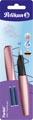 Pelikan stylo plume Twist, sous blister, girly rose
