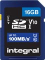 Integral geheugenkaart SDHC, 16 GB
