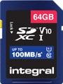 Integral geheugenkaart SDXC, 64 GB