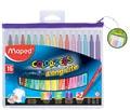 Maped Feutre ColorPeps Long Life, étui de 15 pièces
