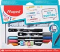 Maped How to agenda-set, 11-delige ophangdoos
