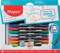 Maped How to mind map-set , 8-delige ophangdoos