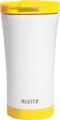 Leitz WOW Thermos koffiebeker, inhoud 380 ml, geel