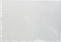 Pergamy pochette perforée, ft A3 landscape, perforation 11 trous, PP grainée, paquet de 100 pièces