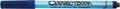 Correctbook crayon effaçable, largeur de trait: 0,6 mm, bleu